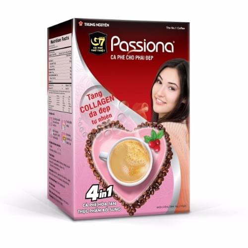 Trung Nguyen Passiona G7instant coffee