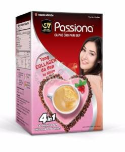 Trung Nguyen Passiona G7 instant coffee