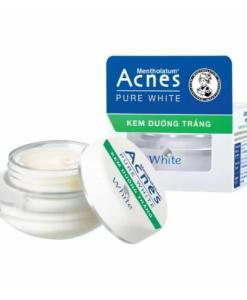 Acnes Pure White Cream Mentholatum