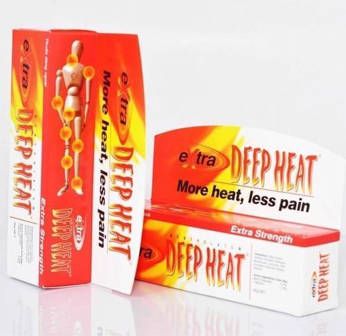 Extra Deep Heat Mentholatum