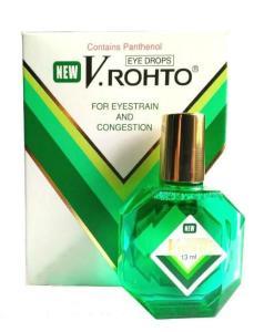 New V.Rohto Eye Drops
