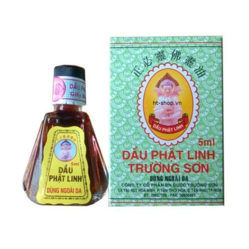 Phat Linh Medicated Oil 5ml