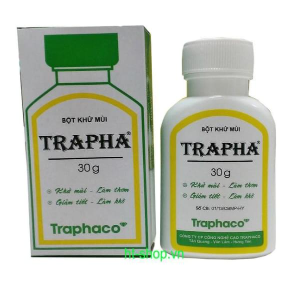Traphaco Topical Powder Deodorant