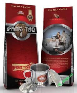 Trung Nguyen Creative 04 Ground Coffee