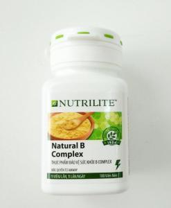 Amway Nutrilite Natural B Complex