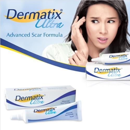 Dermatix Ultra advanced scar gel 3