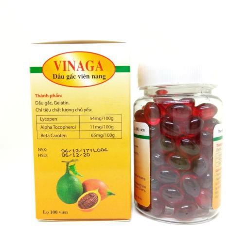 Gac Fruit Extracted Vinaga 2