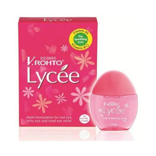 Lycee V.Rohto Eye Drops