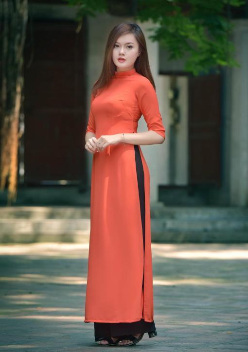 orange-black-ao-dai