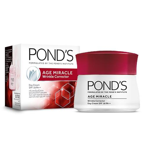 Ponds Age Miracle Day Cream SPF 18