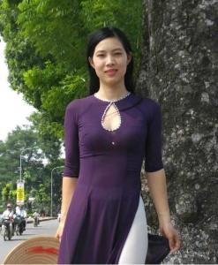 Chiffon Ao Dai For Sale