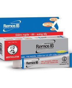 Remos IB Mentholatum crème apaisante 2