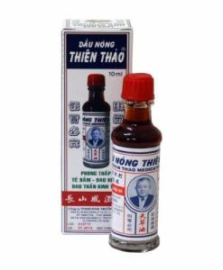Thien Thao Medicated Heat Oil