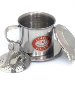 Vietnam Stainless Steel Coffee Filter Set