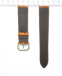 brown-ochre-crocodile-wrist-watch-strap-20mm