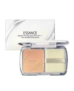 Essance Foundation Cream White Fit Two Way Cake