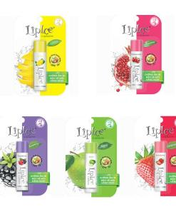 Lipice Lip Balm Strawberry Lemon Raspberry Apple Pomegranate