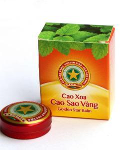 Sell Vietnam Golden Star Balm
