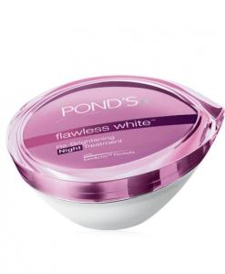 Ponds Night Cream Flawless White 2