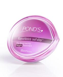 Ponds Night Cream Flawless White