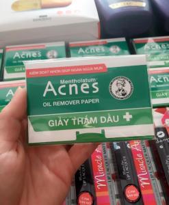 Acnes Oil Remover Paper 2