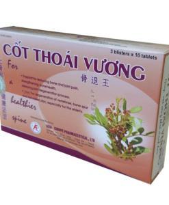 Cot Thoai Vuong Reduce Bone Joint Pain 2
