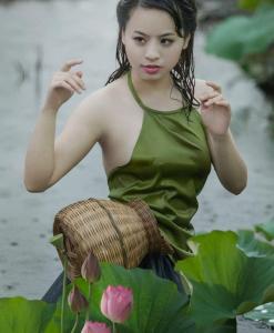 Vietnam Clothing Store Online Green Ao Yem