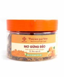 Ginger Soft Apricot Sweet O Mai Hong Lam