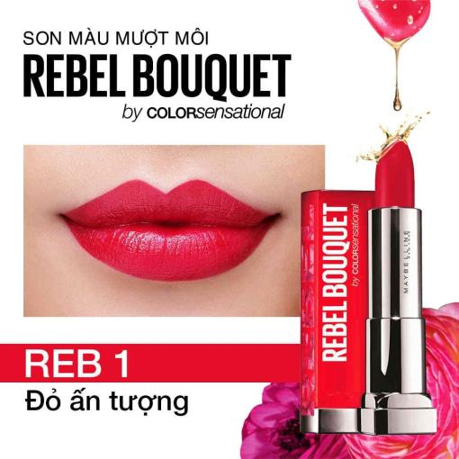 Maybelline Rebel Bouquet