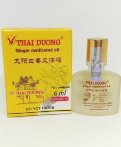Medicated Ginger Oil 1