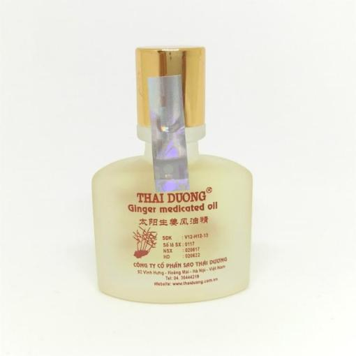 Medicated Ginger Oil 4