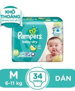 Pampers Diaper Paste