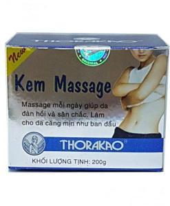 Thorakao Massage Cream
