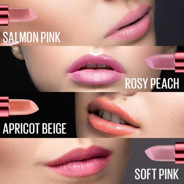 Maybelline 4 Apricot 2