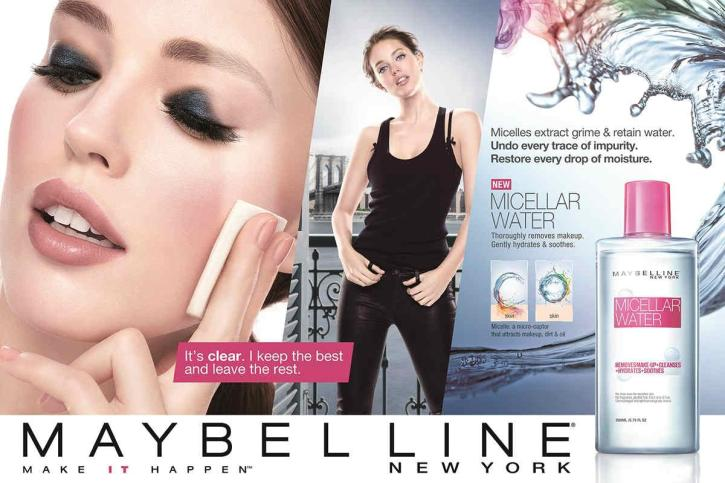 Maybelline Micellar Water 2