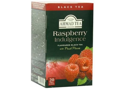 Ahmad Black Tea Raspberry