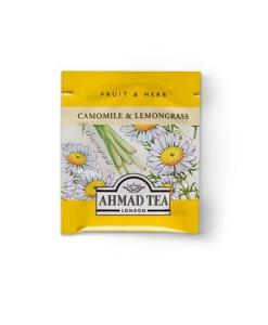 Ahmad Camomile Lemongrass Tea 2