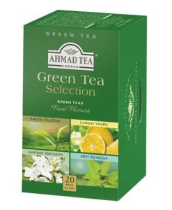 Ahmad Green Tea Selection Fruit