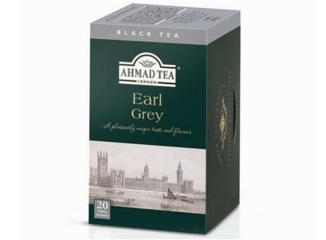 Ahmad London Earl Grey Tea