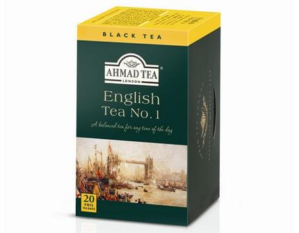 Ahmad London English No.1 Tea