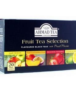 Ahmad London Flavoured Black Teas 2
