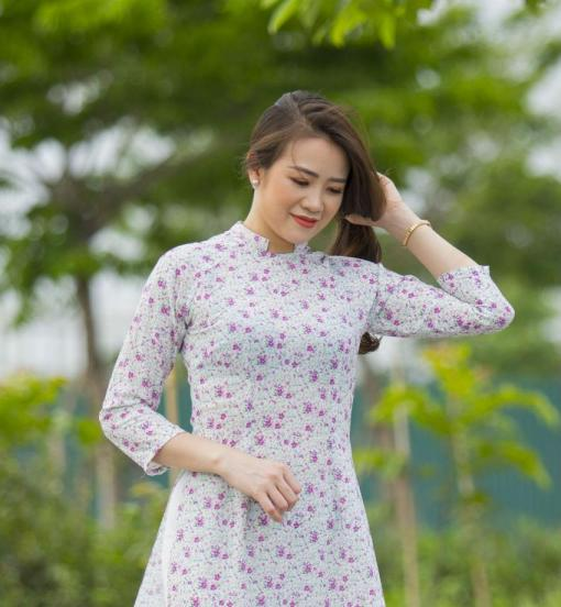 Ao Dai Tailor Made 2018 Collection
