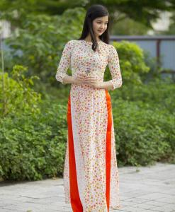 Vietnam Ao Dai New Collection 2018 Custom Made 2