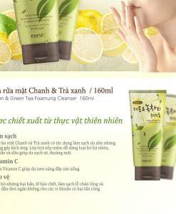 Daytoday Facial Cleanser Lemon Green Tea 2