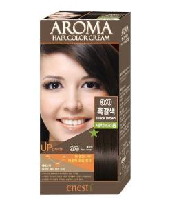 Aroma Hair Color Cream Enesti 1