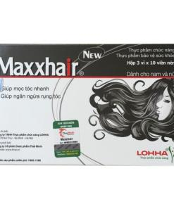 Maxxhair Prevent Hair Loss