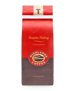 Vietnam Ground Coffee Beans Highlands Traditional Blend 2