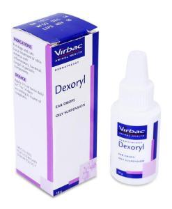 Dexoryl Virbac Ear Drops 1