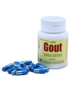 Comprimés de goutte de Tam Binh 1