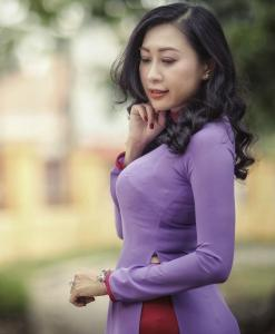 Ao Dai For Lady